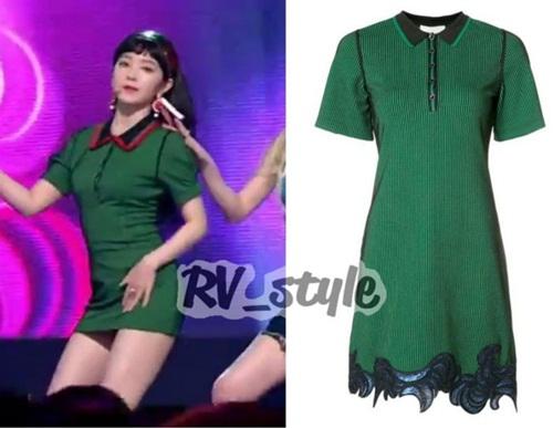 Red Velvet luôn sợ hớ hênh vì stylist có sở thích cắt váy - 2
