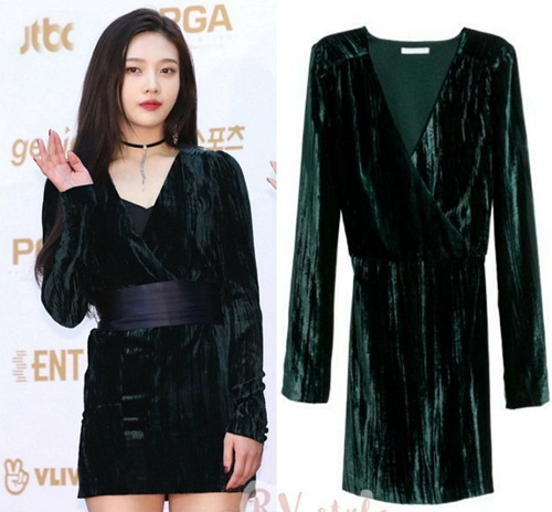 Red Velvet luôn sợ hớ hênh vì stylist có sở thích cắt váy - 1