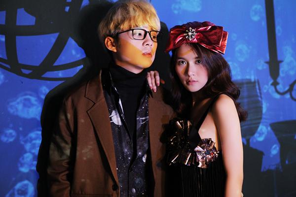 Hot girl Vân Shi làm bạn gái cùng lúc với 4 trai đẹp - 5