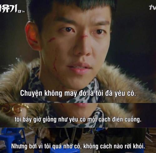 Tan chảy ngay lập tức với thánh tán gái Ngộ Không trên màn ảnh Hàn - 5