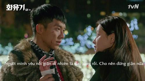 Tan chảy ngay lập tức với thánh tán gái Ngộ Không trên màn ảnh Hàn - 6