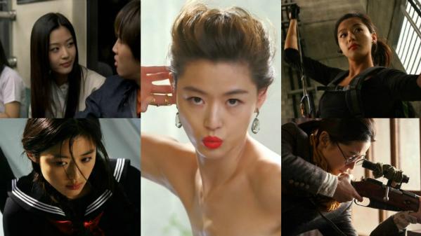 Jun Ji Hyun được khen đóng phim ít mà chất.