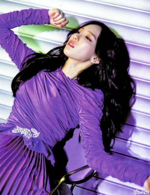 Dàn sao Hàn lăng xê tông màu nữ hoàng của năm 2018 - 3