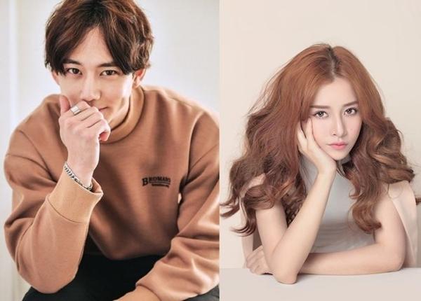 Báo Hàn đưa tin về Chi Pu và nam diễn viên Jin Ju Hyung.