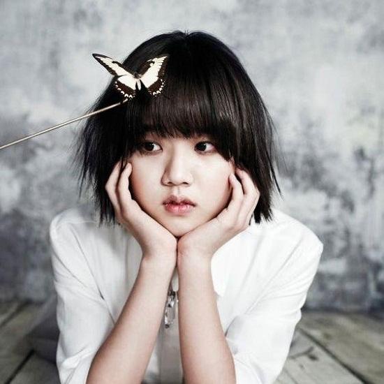 Nữ diễn viênKim Hyang Gi