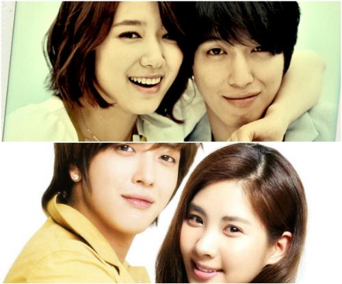 Những sao nữ từng vướng scandal hẹn hò cùng Jung Yong Hwa.