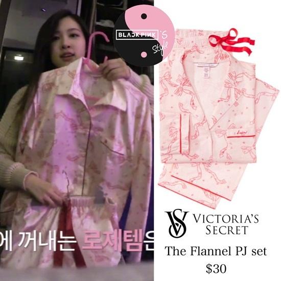 Tủ trang phục ở nhà chất phát ngất của Black Pink