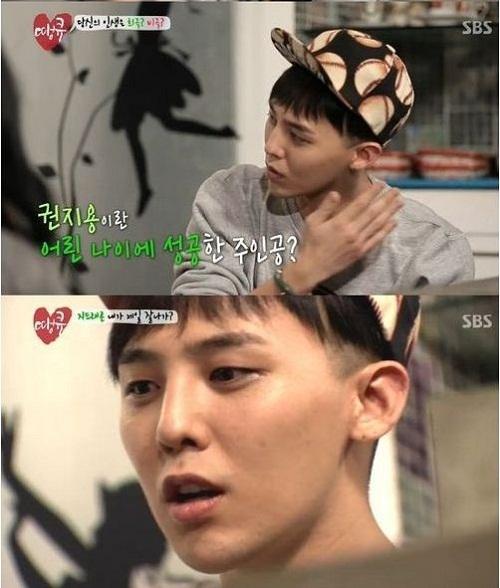 G-Dragon trải lòng trên truyền hình về scandal hút cần sa.