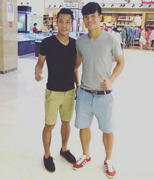 Phong cách đời thường khác biệt của hai chàng soái ca bóng đá cùng tên Dũng - 11
