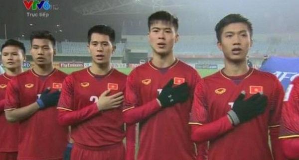 Khung hình toàn trai đẹp của U23 Việt Nam khiến dân tình phát cuồng - 1