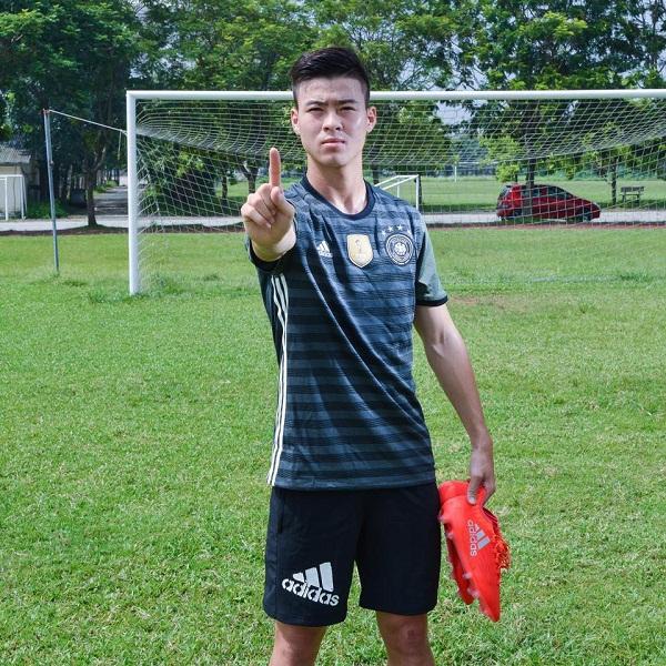 Đỗ Duy Mạnh: Hotboy U23 Việt Nam khiến bao chị em ngất ngây - 6