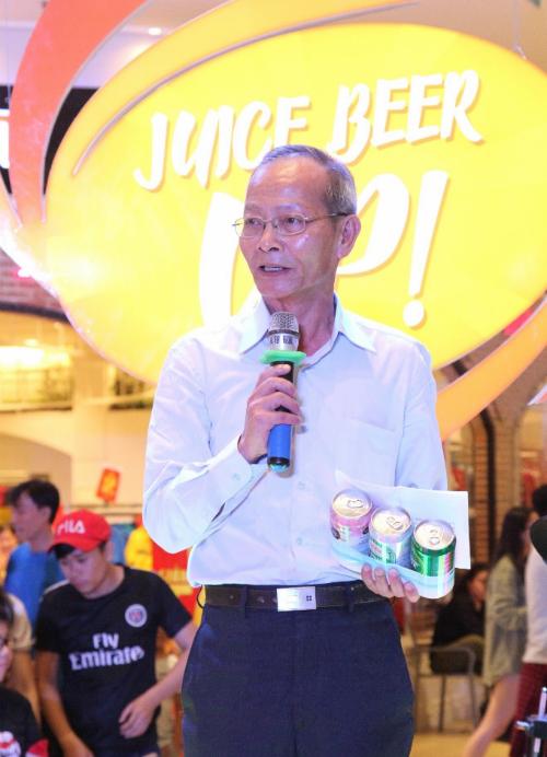 Ông Lee Min Chang - Phó chủ tịch Tập đoàn TTL.