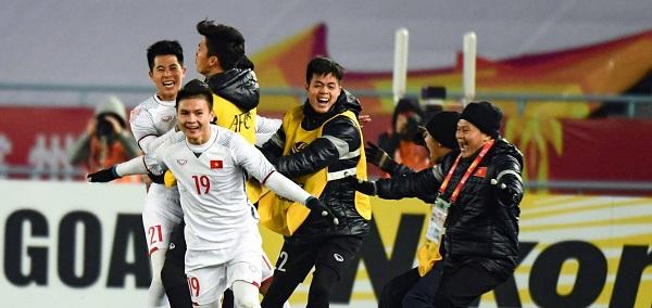Báo quốc tế hết lời ca ngợi chiến thắng của U23 Việt Nam - 1