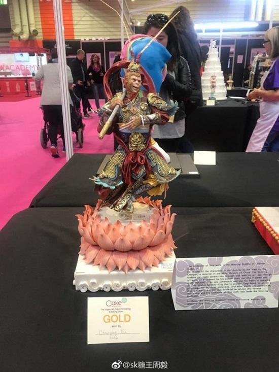 Kiệt tác bánh đẹp ngẩn ngơ của Vua đường Trung Quốc - 3