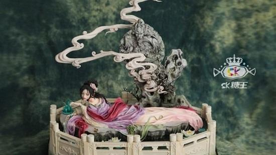 Kiệt tác bánh đẹp ngẩn ngơ của Vua đường Trung Quốc - 4