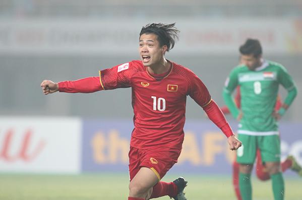 Dàn cầu thủ toàn hot boy của U23 Việt Nam trước giờ gặp Qatar - 9