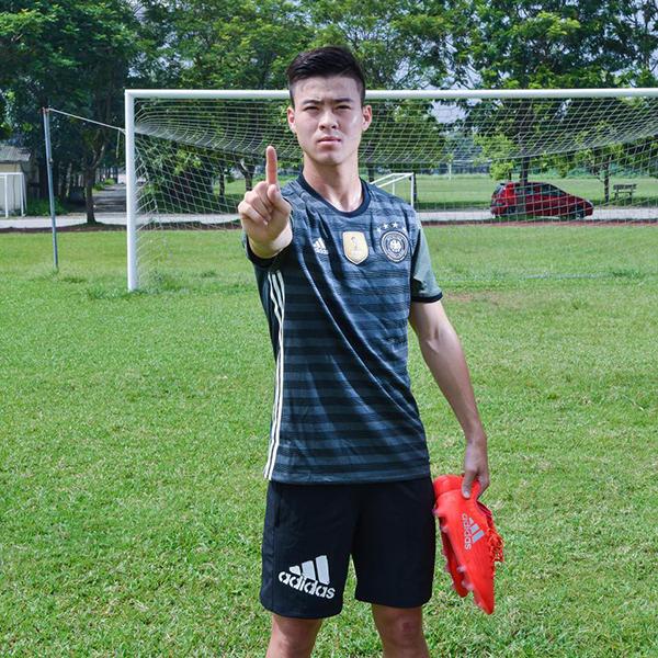Dàn cầu thủ toàn hot boy của U23 Việt Nam trước giờ gặp Qatar - 5