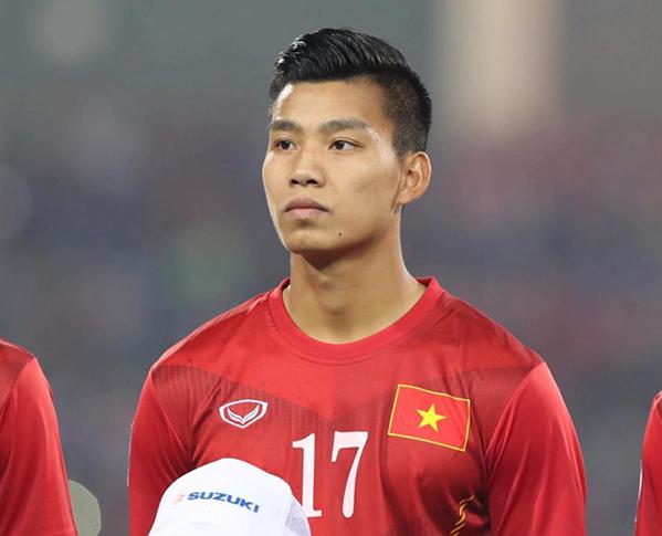 Dàn cầu thủ toàn hot boy của U23 Việt Nam trước giờ gặp Qatar - 4