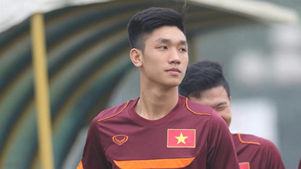 Dàn cầu thủ toàn hot boy của U23 Việt Nam trước giờ gặp Qatar - 1