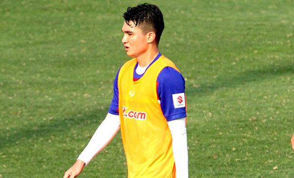 Dàn cầu thủ toàn hot boy của U23 Việt Nam trước giờ gặp Qatar - 6