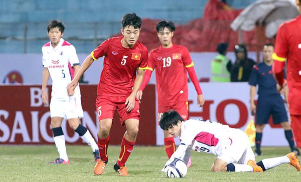 Dàn cầu thủ toàn hot boy của U23 Việt Nam trước giờ gặp Qatar - 10