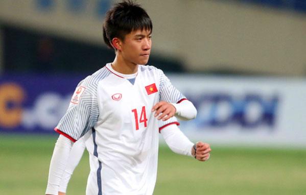 Dàn cầu thủ toàn hot boy của U23 Việt Nam trước giờ gặp Qatar - 8
