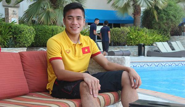 Dàn cầu thủ toàn hot boy của U23 Việt Nam trước giờ gặp Qatar - 2