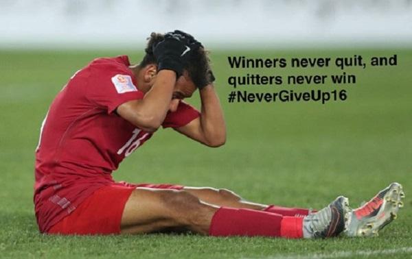 Hoàng tử lai Bassam Hisham buồn bã sau chiến thắng của U23 Việt Nam - 4