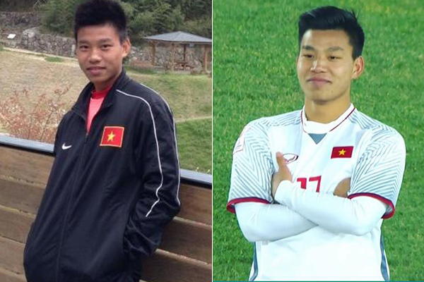 Các hot boy U23 Việt Nam đã dậy thì thành công thế nào? - 3