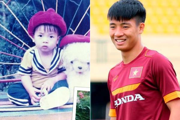 Các hot boy U23 Việt Nam đã dậy thì thành công thế nào? - 2