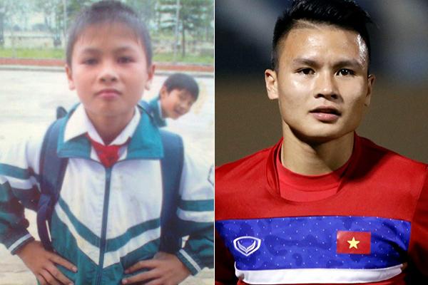 Các hot boy U23 Việt Nam đã dậy thì thành công thế nào? - 1