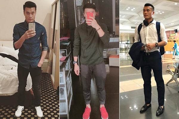 3 soái ca U23 Việt Nam vừa cao vừa cool, không làm người mẫu hơi phí - 2