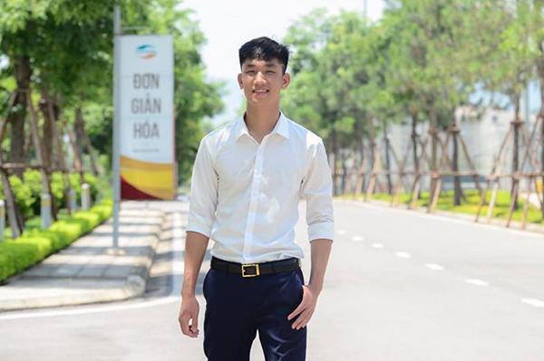 3 soái ca U23 Việt Nam vừa cao vừa cool, không làm người mẫu hơi phí - 9