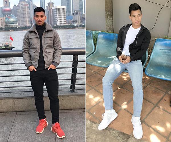 3 soái ca U23 Việt Nam vừa cao vừa cool, không làm người mẫu hơi phí - 7