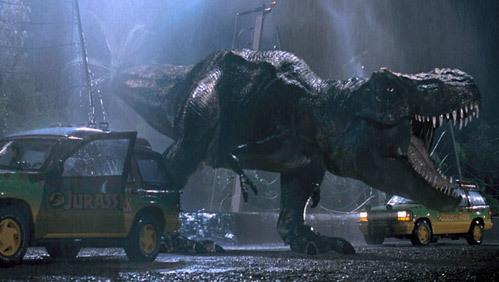 Khán giả soi được cảnh phim ngốc nghếch trong bom tấn Công viên Kỷ Jura
