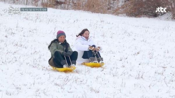 Yoon Ah để mặt mộc, lọt vào top tìm kiếm ở Hàn - 2