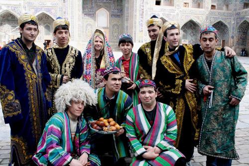 Hồi Giáo là tôn giáo chính của người Uzbekistan với hơn 90% dân số
