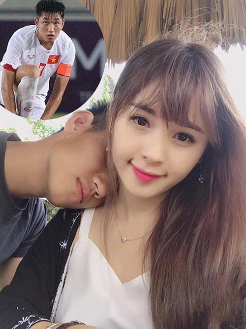 Phong cách khác biệt của bạn gái 3 hot boy U23 Việt Nam - 6