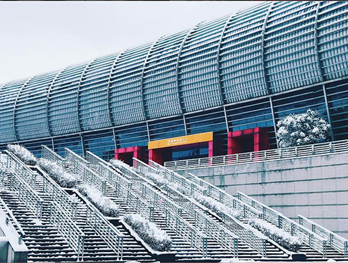Mưa tuyết khiến CĐV lo lắng trận chung kết của U23 Việt Nam sẽ bị hoãn - 3