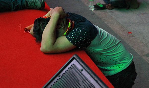 Girl xinh khóc nức nở vì U23 Việt Nam thua trong nháy mắt - 7