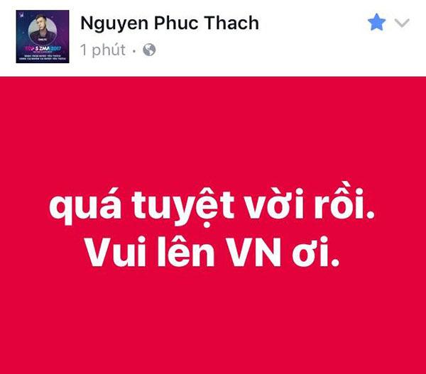 U23 Việt Nam trong lòng sao Việt mãi là người hùng - 7