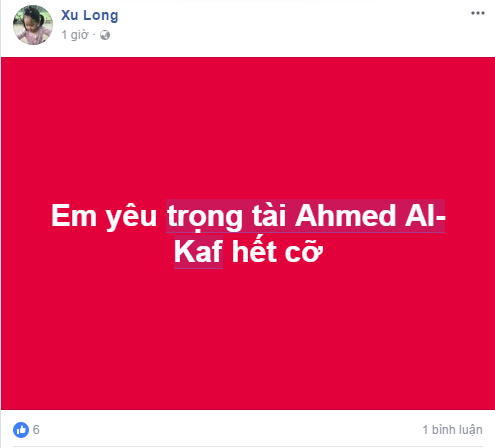 Ảnh chế Ahmed Alkaf - Vị trọng tài đẹp trai nhất mùa giải U23 Châu Á trong mắt người Việt - 16