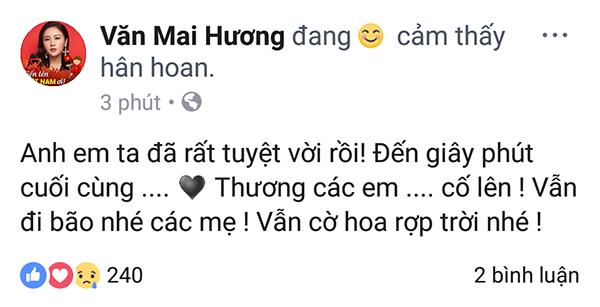U23 Việt Nam trong lòng sao Việt mãi là người hùng - 10