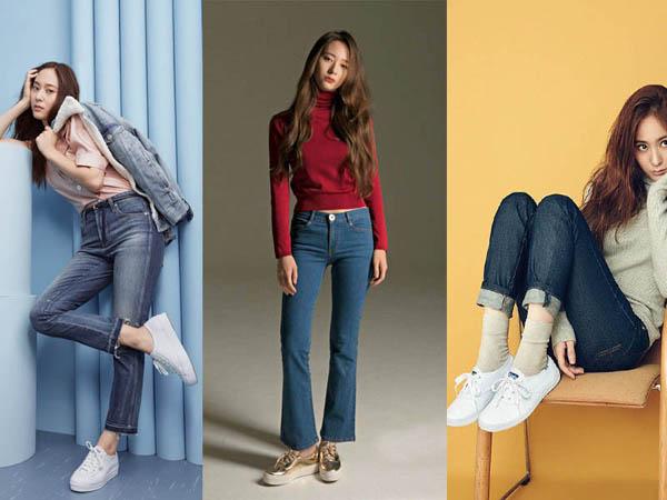 Không cần giày cao gót, 5 mỹ nhân Hàn đi sneakers đã đủ sang chảnh - 7