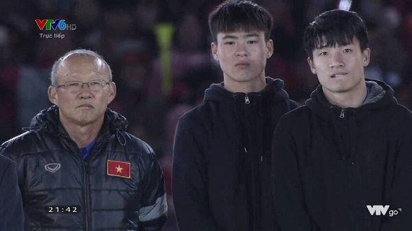 Điểm lại những khoảnh khắc ấn tượng của U23 Việt Nam trong sự kiện ăn mừng về nước - 9