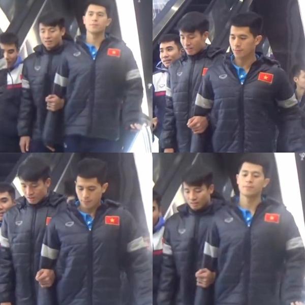 4 cặp nam - nam được ghép đôi nhiều nhất U23 Việt Nam