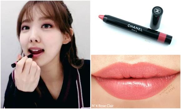 Bóc mác loạt son môi, mỹ phẩm dưỡng da của Na Yeon (Twice)