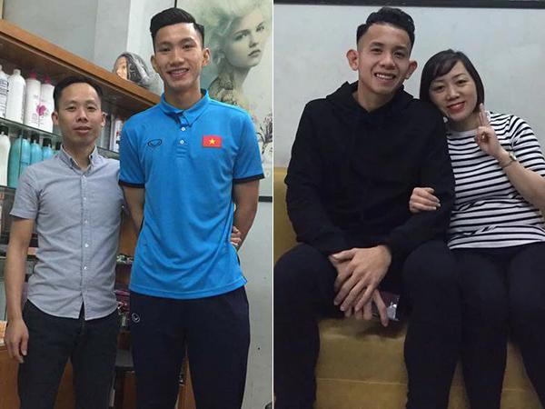 Loạt ảnh chứng minh U23 Việt Nam cũng rất điệu đà, mê làm đẹp - 5