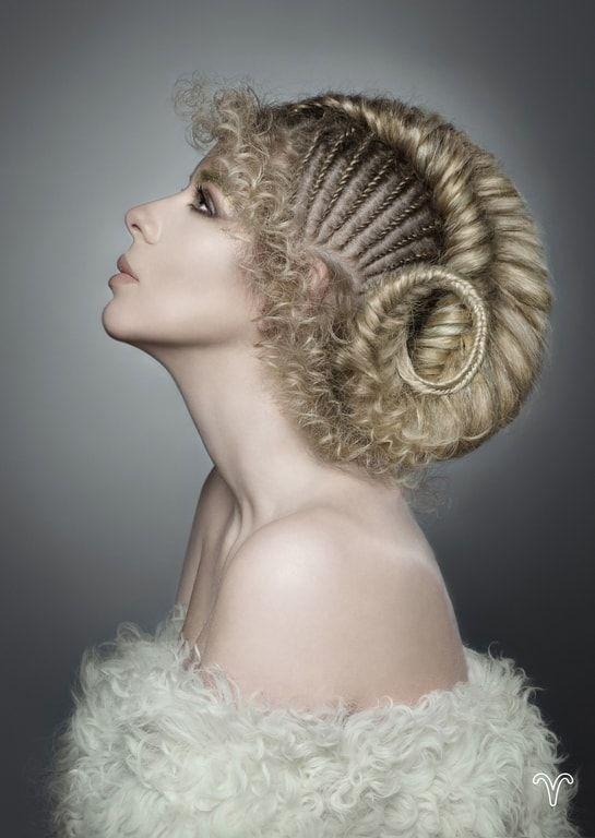 Những kiểu tóc độc đáo lấy cảm hứng từ 12 cung hoàng đạo