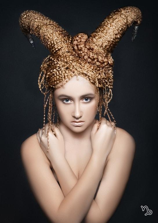Những kiểu tóc độc đáo lấy cảm hứng từ 12 cung hoàng đạo - 9